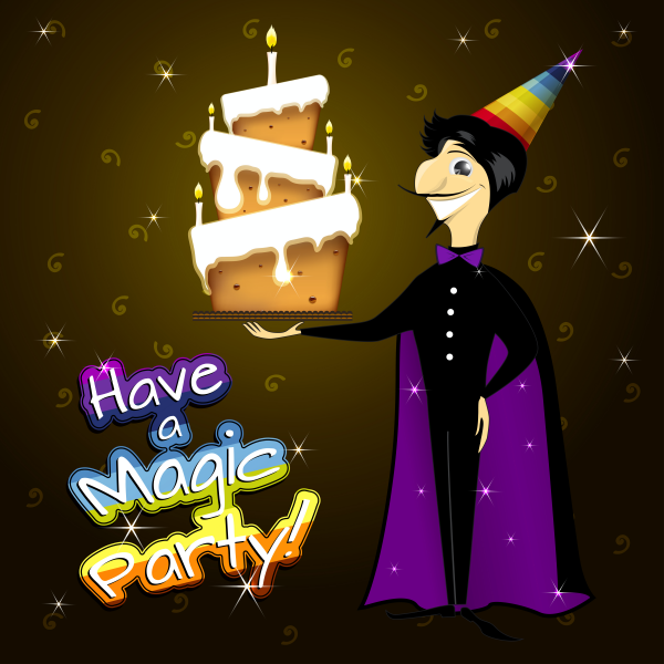 Give Your Kids A Different Birthday Party With Magician Birthday Party