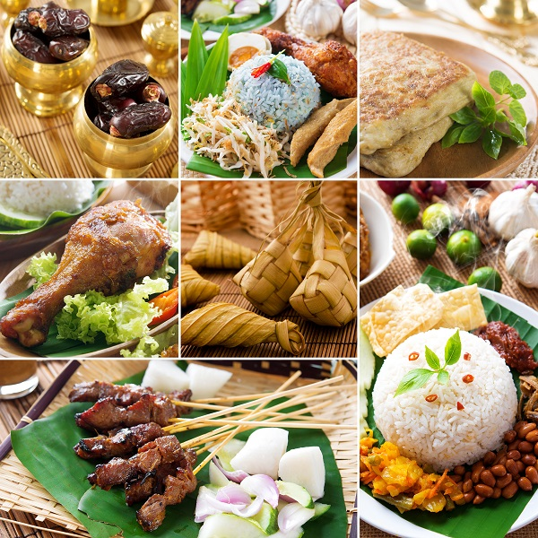 Malay Wedding Food: Malay Caterer Singapore