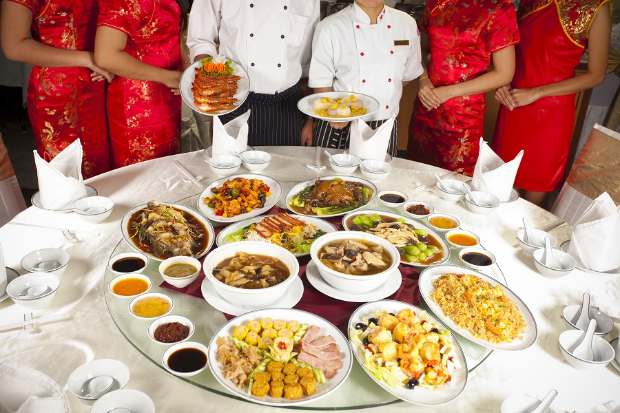 Chinese Caterer